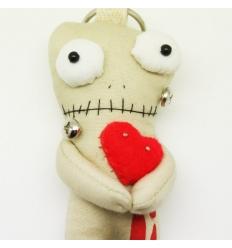 Voodoo Doll con spilli