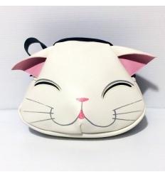 Borsetta tracolla Gatto Bianco