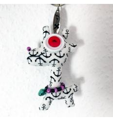 Portachiavi Giraffa - Vintage Doll
