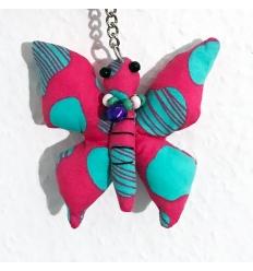 Portachiavi Farfalla - Vintage Doll