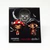 Pirates Couple - Earrings Ceramic Series