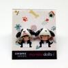 Doggies - Earrings Ceramic Series