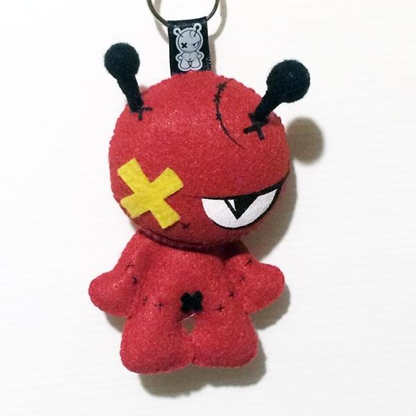 Voodoo Doll - Red Moodoo